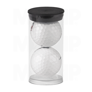 Cleartec Packaging - Tube for Golf Balls and Tees