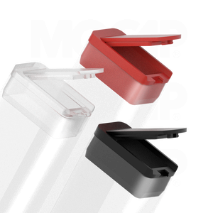 Cleartec Packaging - Rectangular Flip-Top Plugs